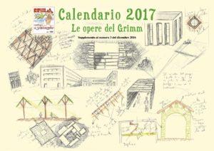 Calendario Grimm 2017