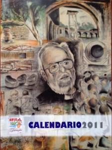 Calendario 2011 – Briciole di bontà (con le poesie di don Luigi Lussignoli)