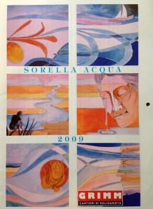 Calendario 2009 – Sorella acqua