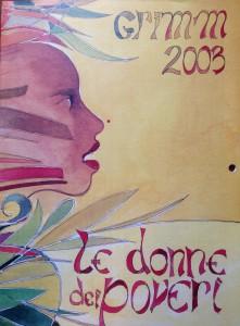 Calendario 2003 – Le donne dei poveri