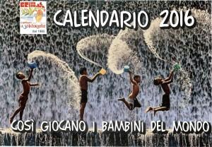 Calendario 2016 – Così giocano i bambini del mondo