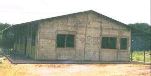 1989 - Casa di Accoglienza di Kathonzweni (Kenya)
