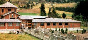 1991 - Seminario per vocazioni indie di Latacunga (Ecuador)