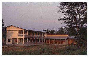1994 - Casa Canonica di 'Mbata (Repubblica Centrafricana)