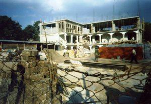 2006 - Ampliamento del convento dei Monaci Benedettini di Boca del Monte (Guatemala)