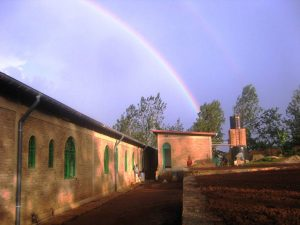 2010 - Lavori alle missioni di Mugutu e di Gitega (Burundi)