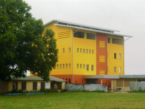 2012 - Costruzione di un ambulatorio medico a Yopougon Koute (Costa d'Avorio)