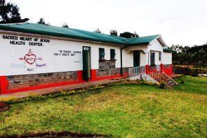 2013 - Costruzione di un dispensario farmaceutico a Subukia (Kenya)