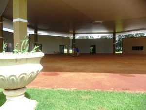 Campo di Navirai - Brasile - gennaio 2016